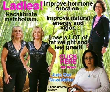 Ladies weight loss