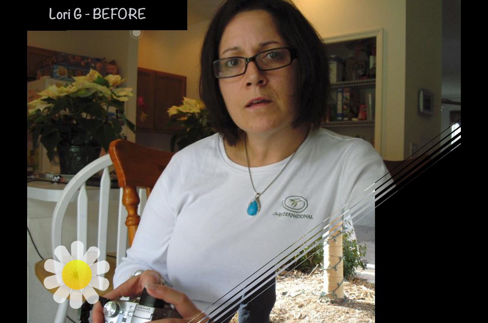 Weight Loss Testimonial - Lori G