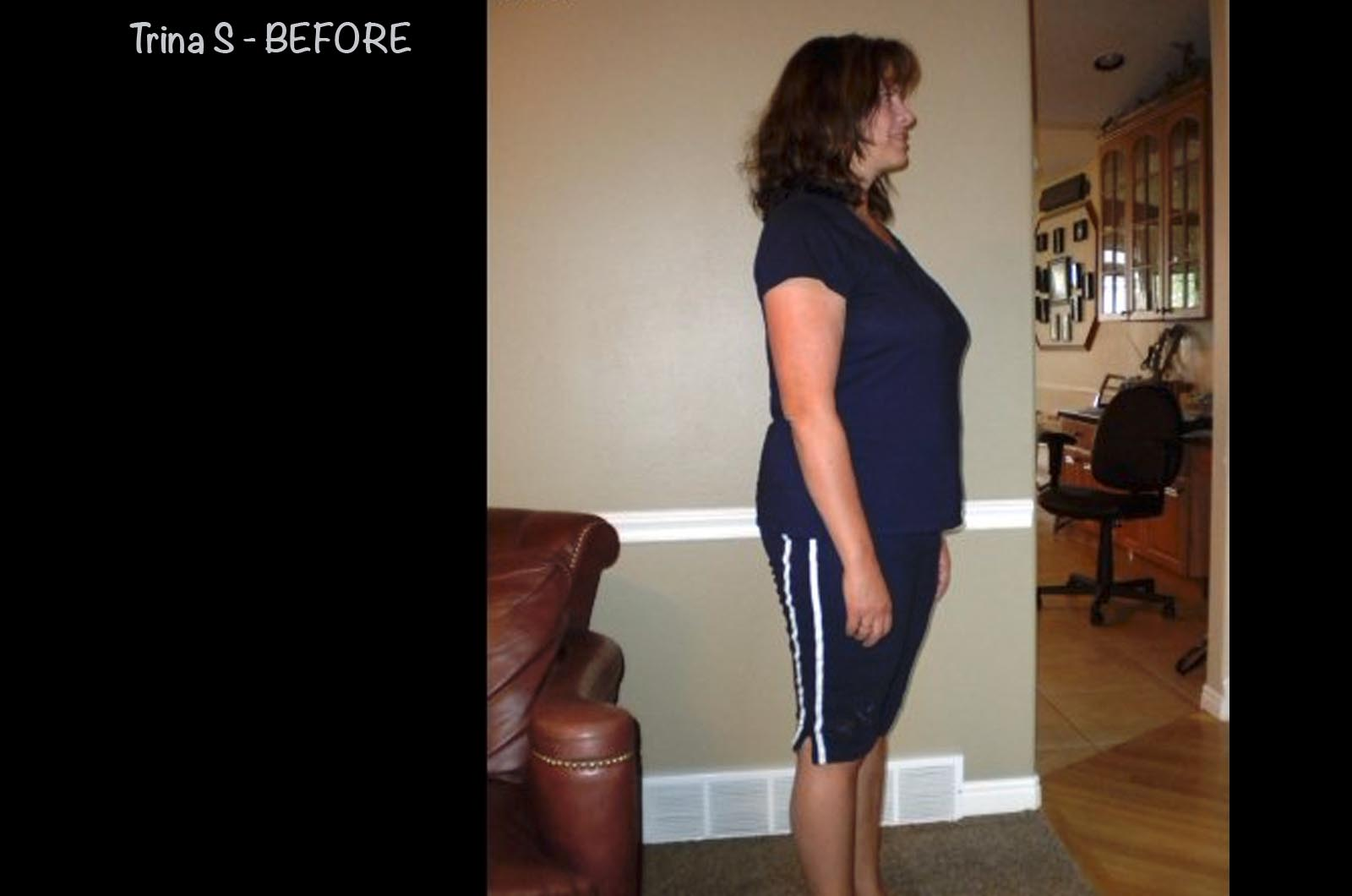 Weight Loss Testimonial - Trina S